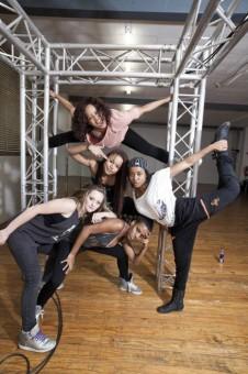 ACE dance crew.