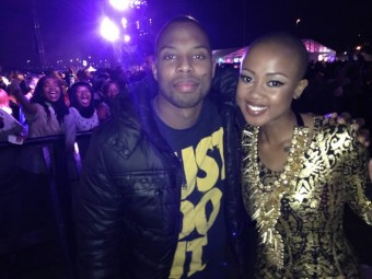 MTV Base VJs Sizwe and Nomuzi