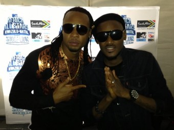 Flavour and 2Face