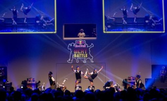 Red Bull Beat Battle 2013