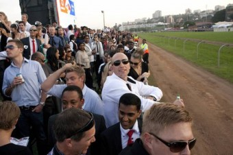Durban July Races.