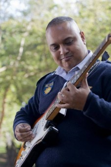 Police Band.