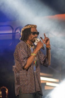Snoop Lion.