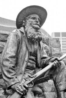Bronzed Boer