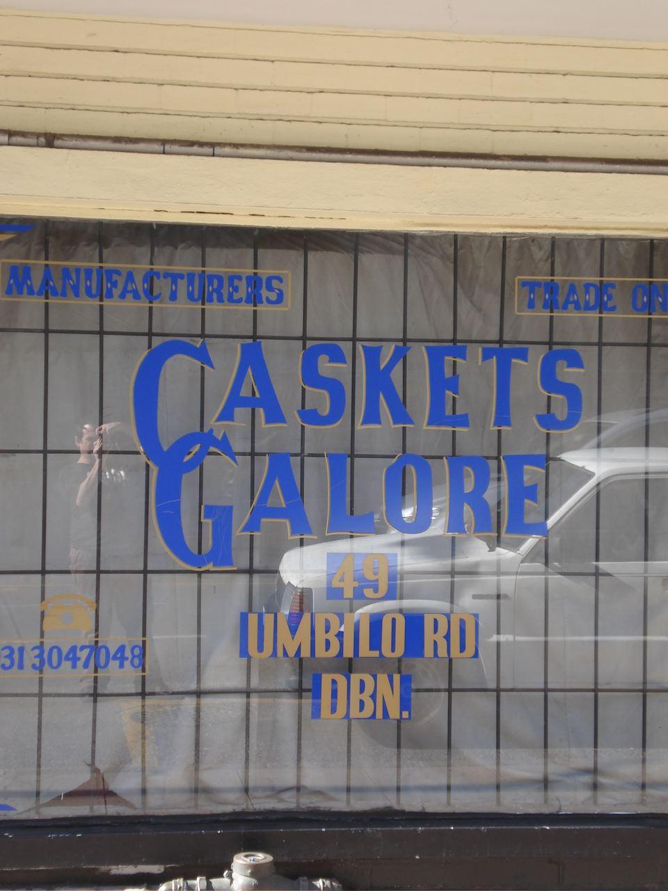 Caskets Galore