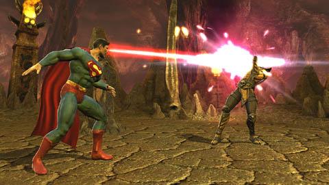 MK vs DC 1