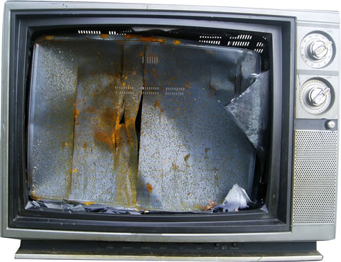 RIP your TV