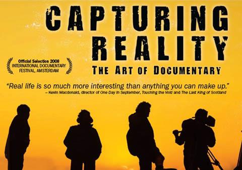 Uchwyciæ rzeczywisto¶æ. Sztuka dokumentu / Capturing Reality (2008) PL.TVRip.XviD / Lektor PL
