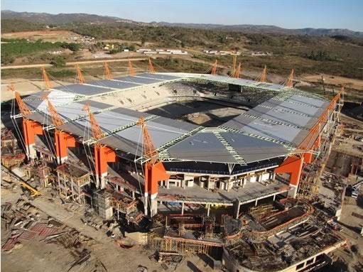 Giraffe Stadium, Mpumalanga