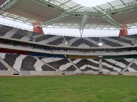Mbombela Stadium Pitch