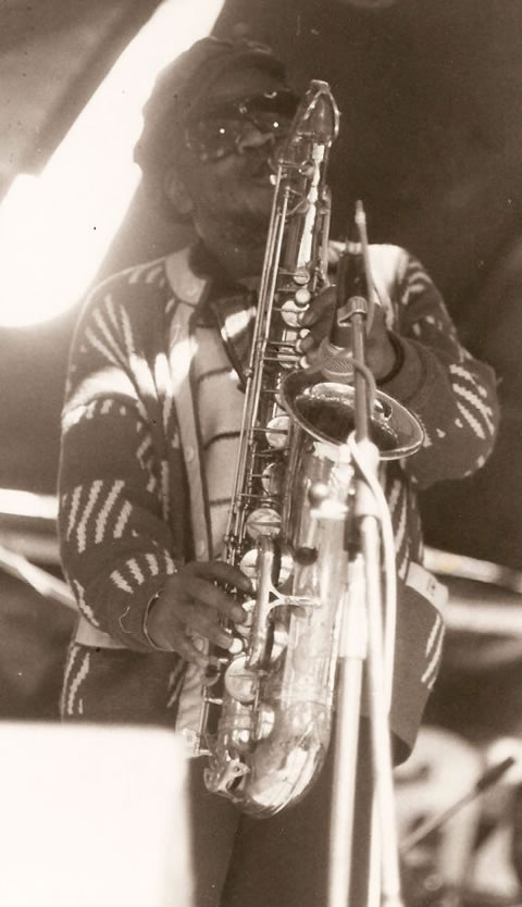 Winston Mankunku