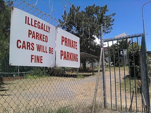Fine Parking