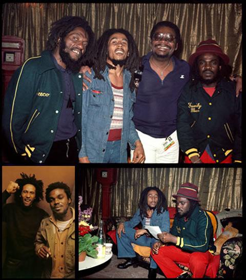Wailers History