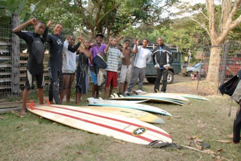 Iliza Surf Academy, Port St Johns