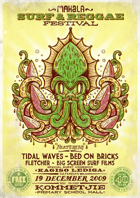 Mahala Surf & Reggae Festival
