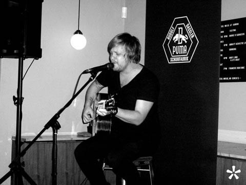 Acoustic & Solo Francois Van Coke