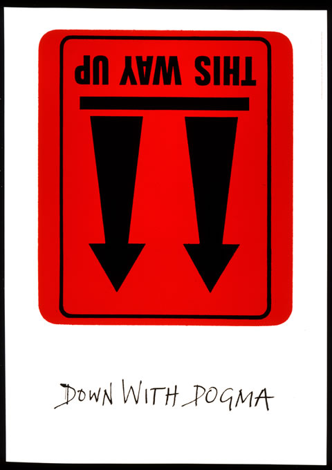 Down with Dogma Poster