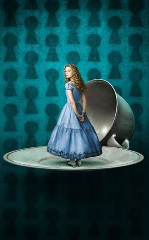 Alice and the Tea Cup