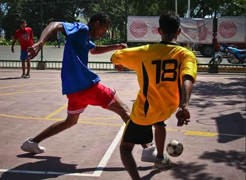 SCWC Footballers