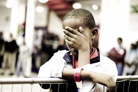 Cry Bafana