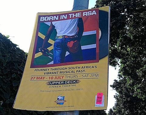 Born in the RSA