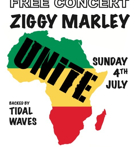 Ziggy and the Tidal Waves