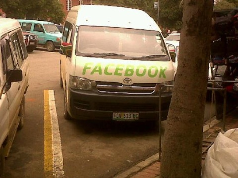 A Taxi Named Facebook