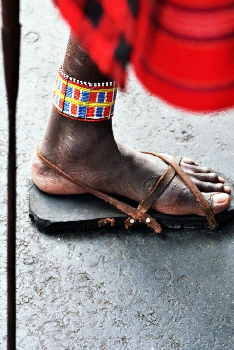 Maasai Warrior Ultimate Walk for Humanity