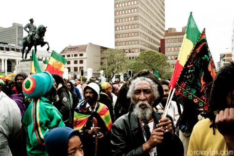 Khoisan March on Parliament