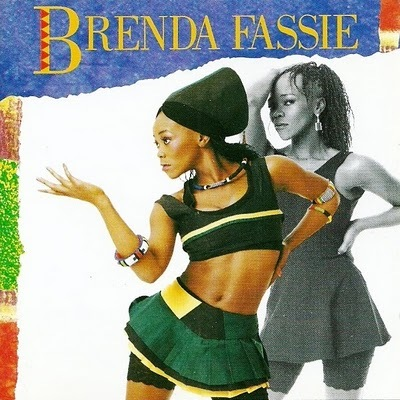 Branda Fassie - Don't Follow Me I'm Married (artwork) 1989