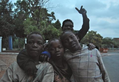 Zimbabwean Boys