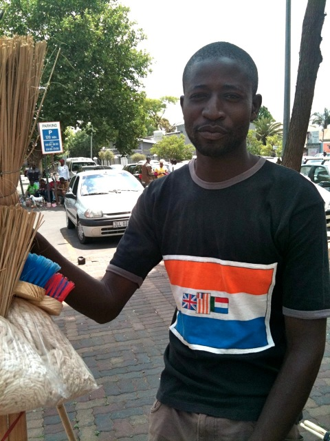 Old SA Flag T-Shirt