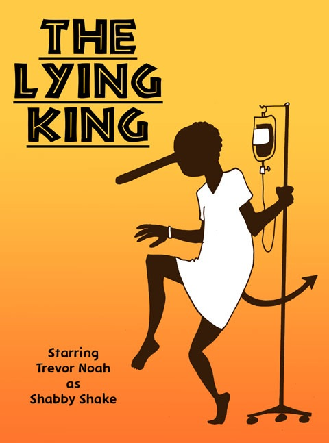 The Lying King Schabir Shaik