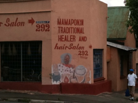 Mamaponya Traditional Healer and Hair Salon