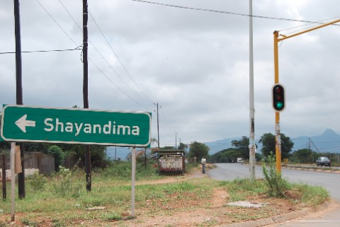 South African Township Life
