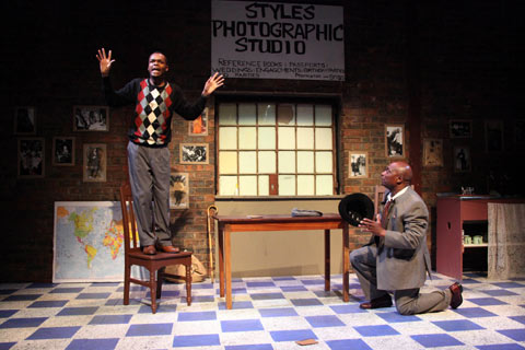 essays on sizwe bansi is dead In sizwe banzi is dead, now receiving a vigorous production under the direction  of kani at the mccarter theatre, co-writers fugard, john kani.