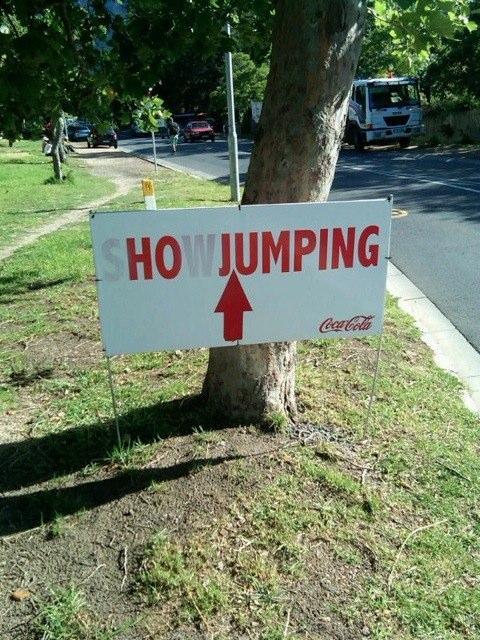 Ho Jumping