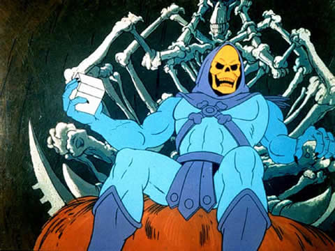Sold my Soul to Skeletor