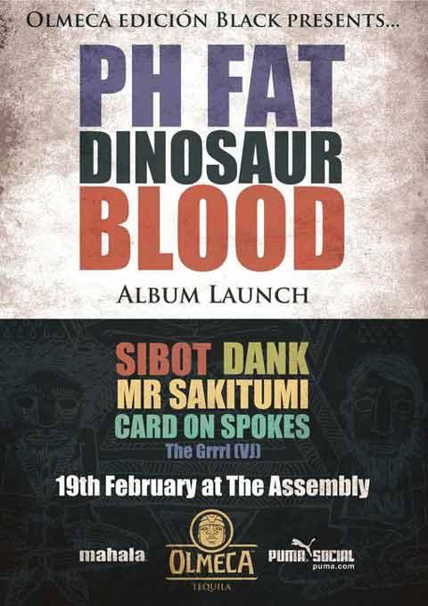 PH Fat Album Launch