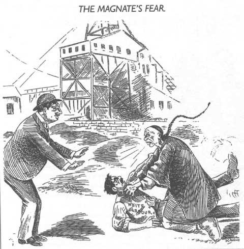 DC Boonzaier - The Magnates Fear