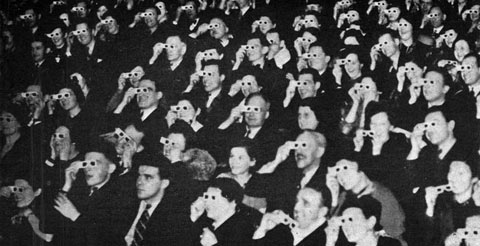 Foreign is the future - 50's 3D
