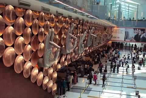 Indira Ghandi Airport