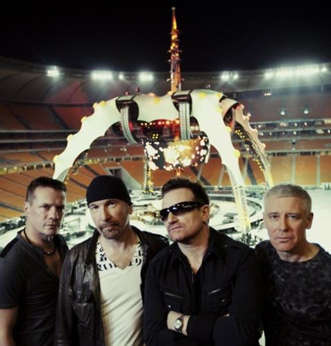 U2 exclusive Mahala