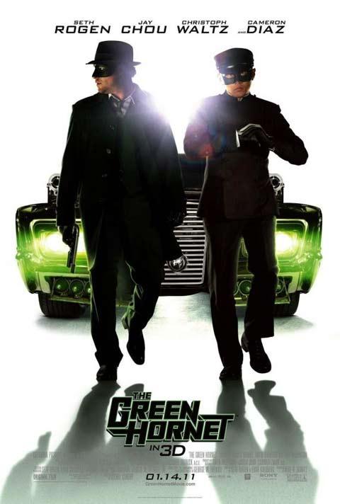 The Green Hornet - The Green Hornet (2011)