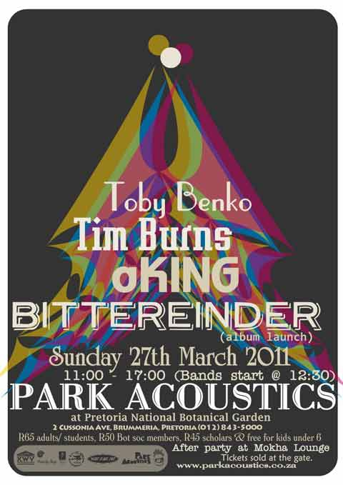 Park Acoustics - Bittereinder and aKing live at Park Acoustics