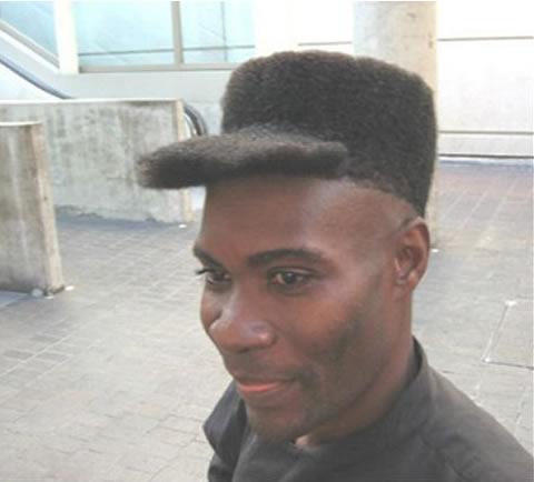 Afro Cap
