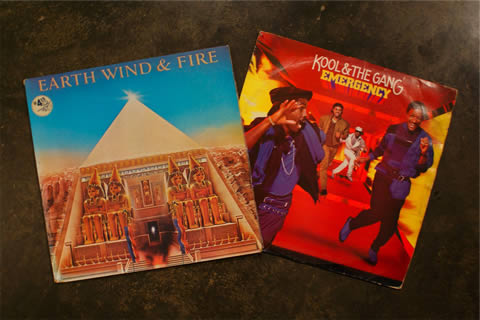 Kool and the Gang, Earth Wind and Fire