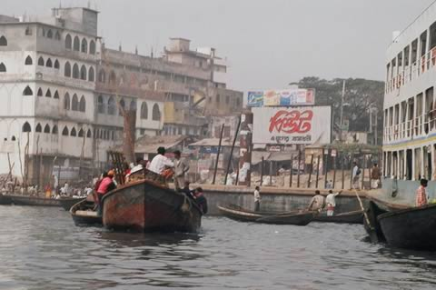 Sail Away in Dhaka