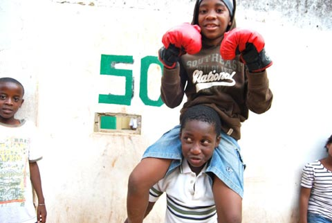 Yeoville Boxing Kids