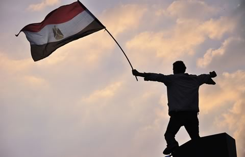 The Egyptian Revolution of 2011